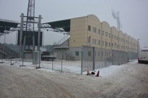 Futbalový štadión MŠK Žilina - rekonštrukcia sociálnych zariadení