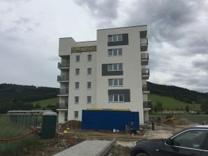 Bytový dom Maršová
