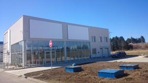 Polyfunkčný obchodný priestor pre záhradnú a lesnú techniku L. Mikuláš