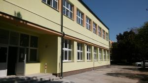 Nádstavba ZŠ Vajnory, Bratislava